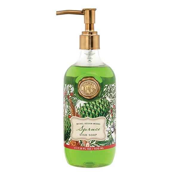 michel design works liquid dish soap