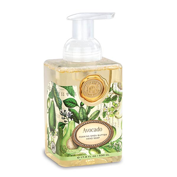 Foaming Hand Soap By Michel Design Works Avocado