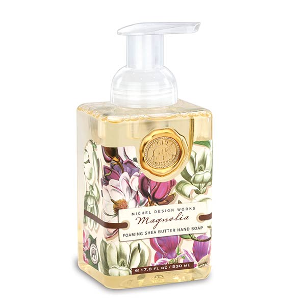 Foaming Hand Soap By Michel Design Works Magnolia