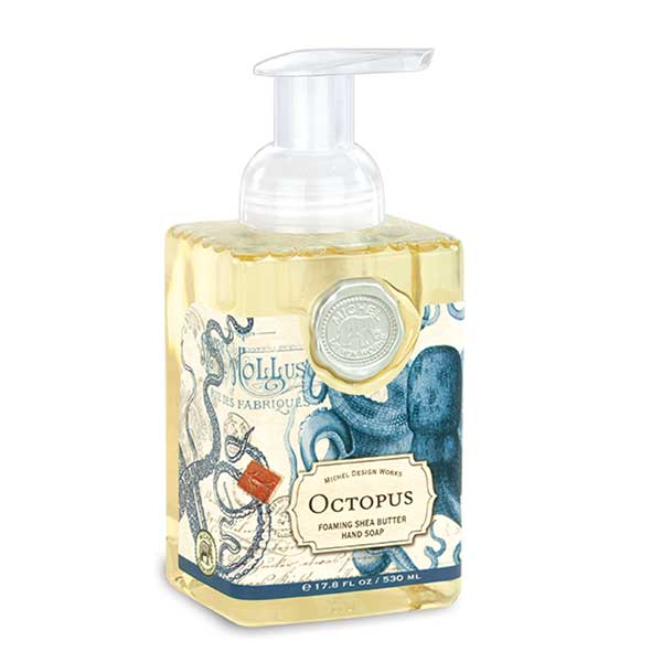 Michel Design Works Foaming Hand Soap Octopus