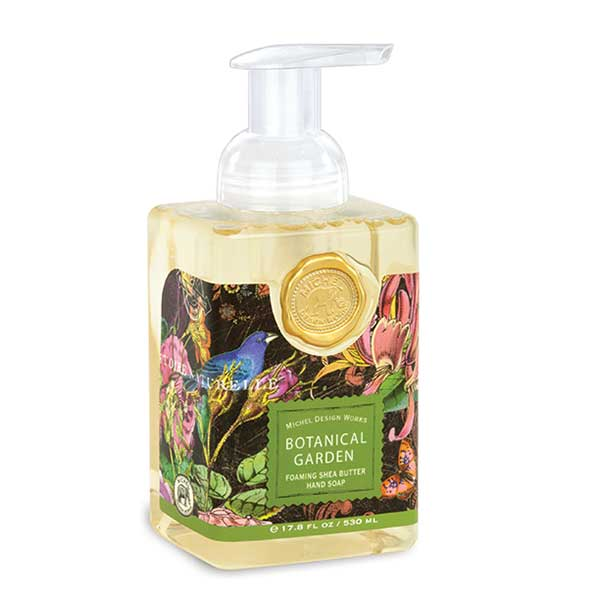 michel design works foaming hand soap