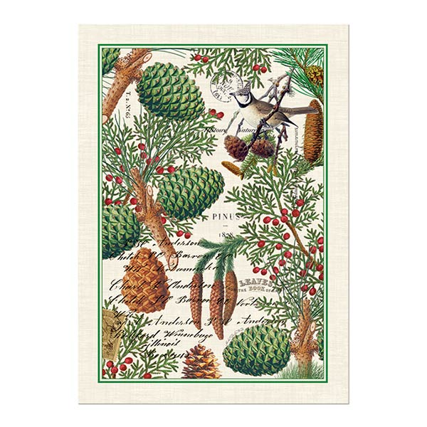 Michel Design Works Kitchen Towel Spruce Collection