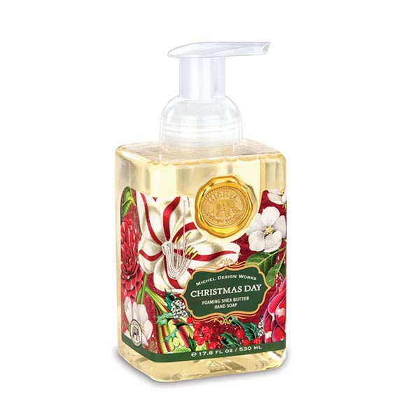 Foaming Hand Soap By Michel Design Works Christmas Day
