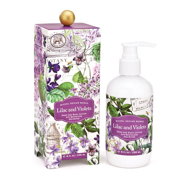 Michel Design Works Lotion Lilac And Violets