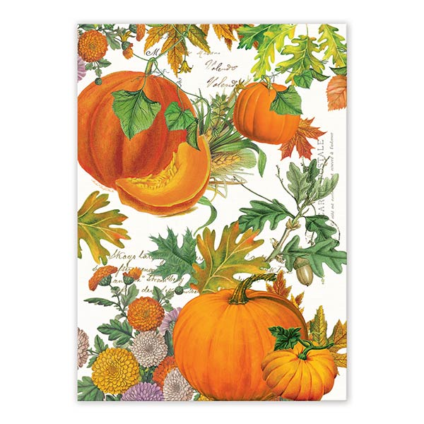 Pumpkin Melody Kitchen Towel Shop The Largest Selection Of Michel Design  Works ... Part 30