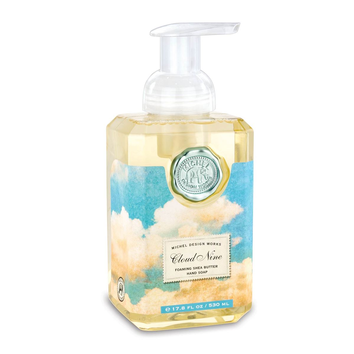 Foaming Hand Soap By Michel Design Works Cloud Nine