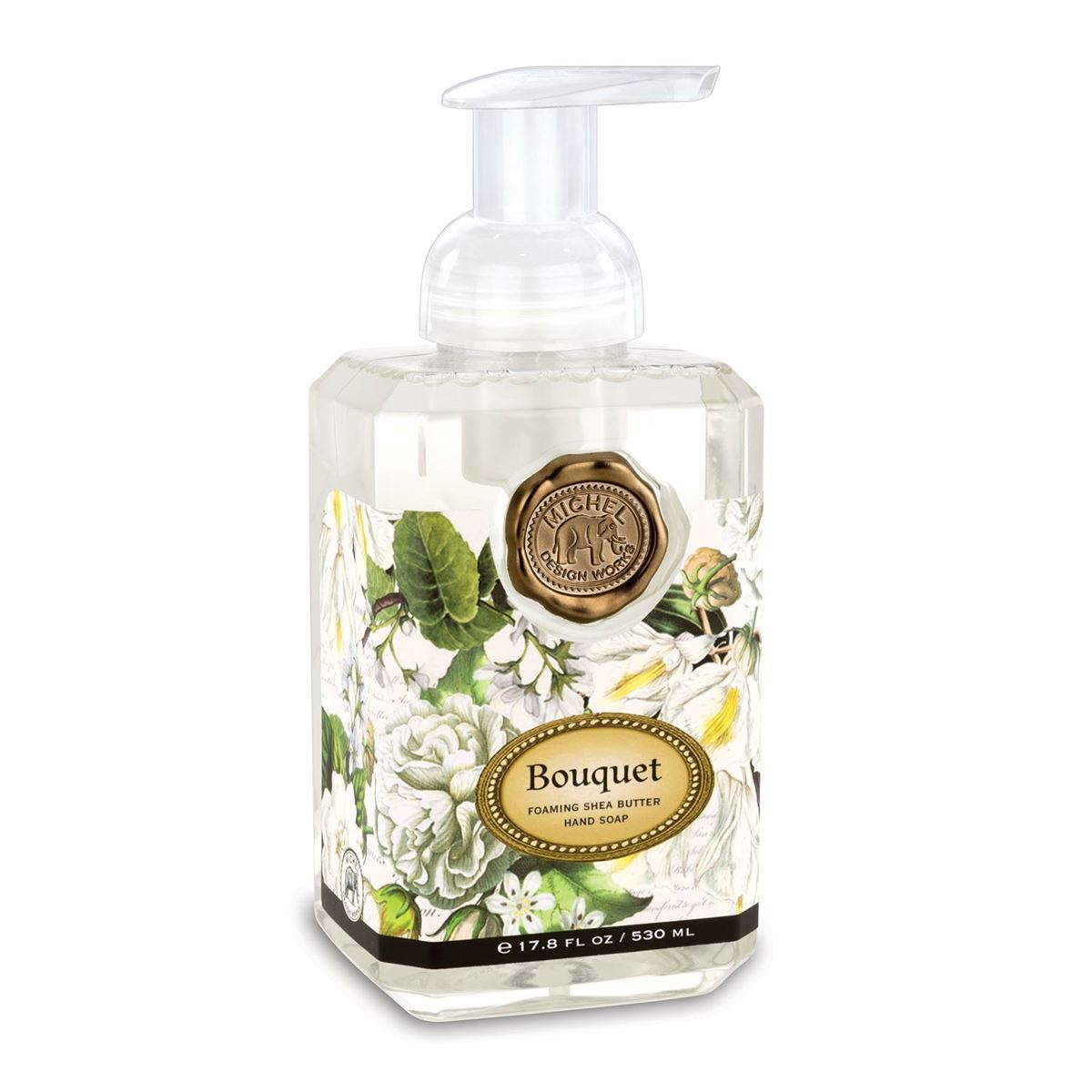 Foaming Hand Soap By Michel Design Works Bouquet