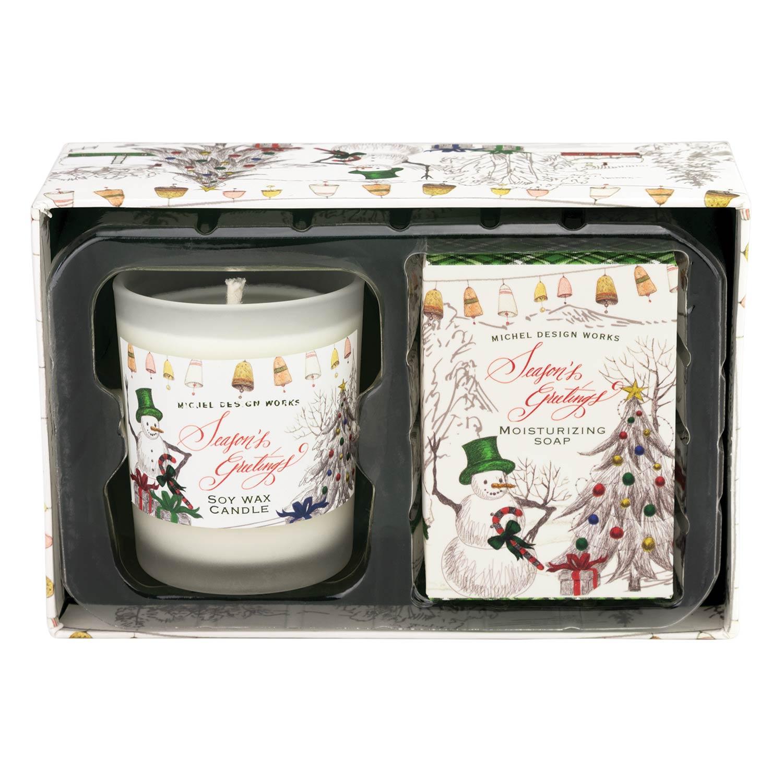 Michel Design Works Candle Amp Soap Gift Sets Season S
