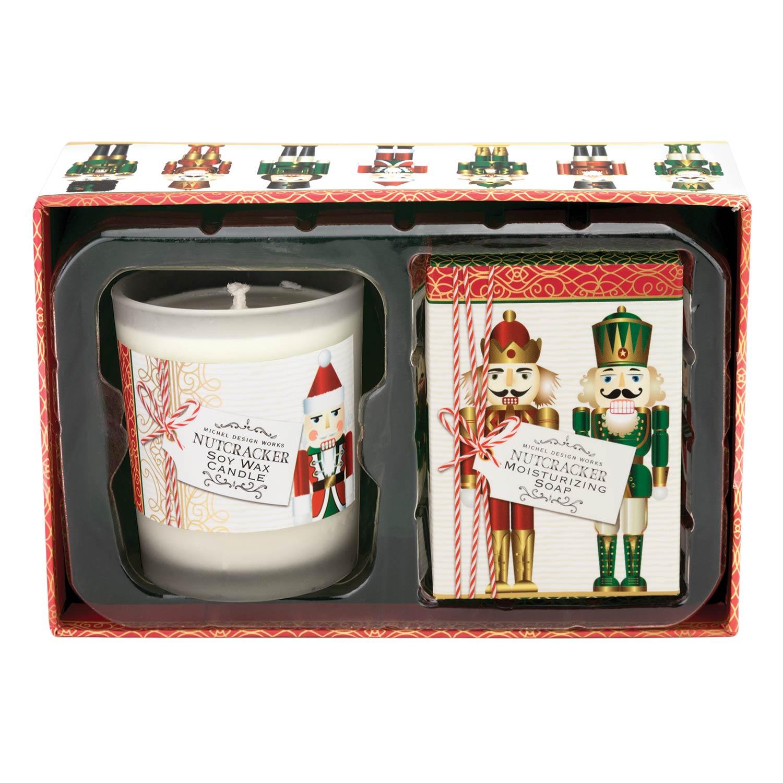 Michel Design Works Candle Amp Soap Gift Sets Nutcracker