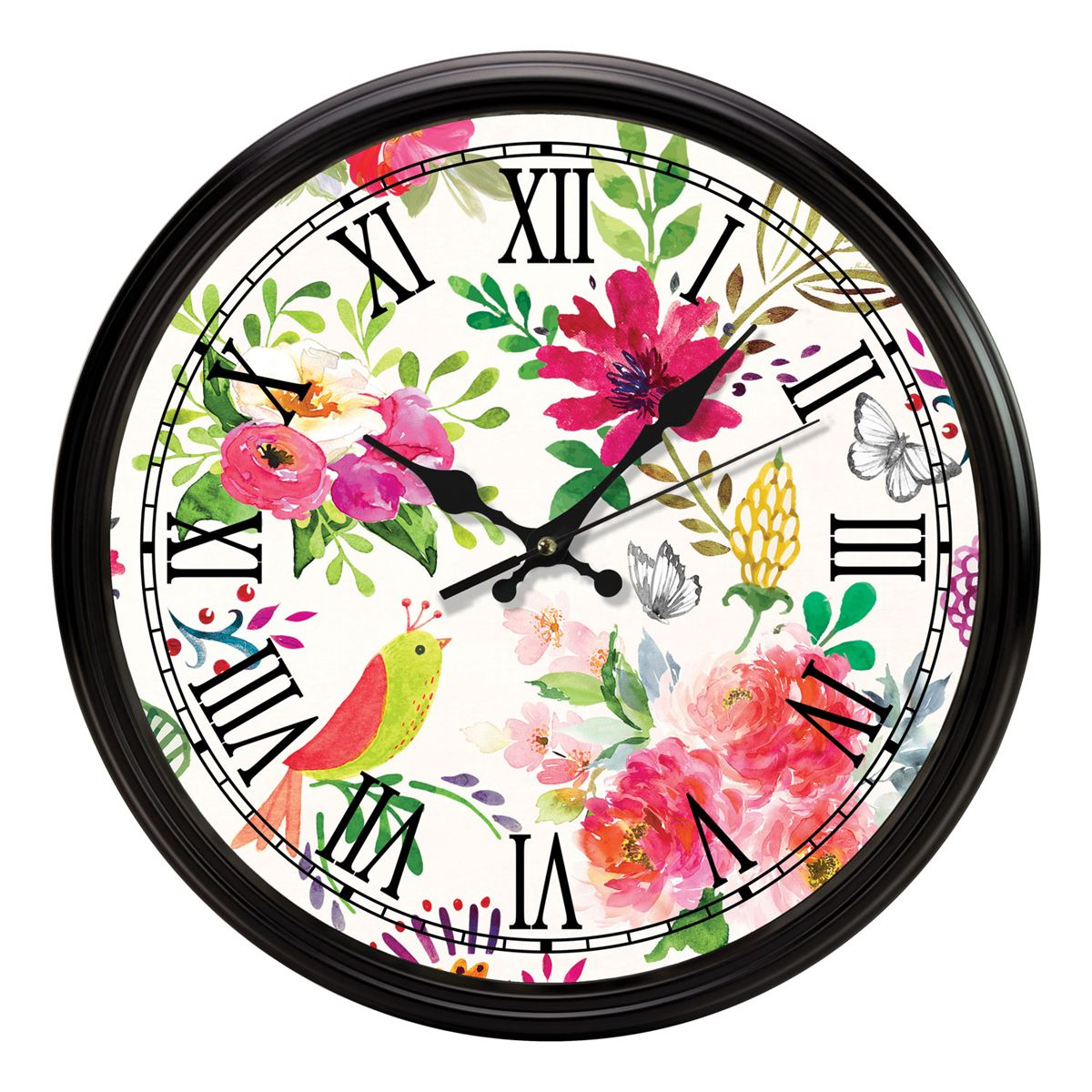 Michel Design Works Kitchen Clock Confetti