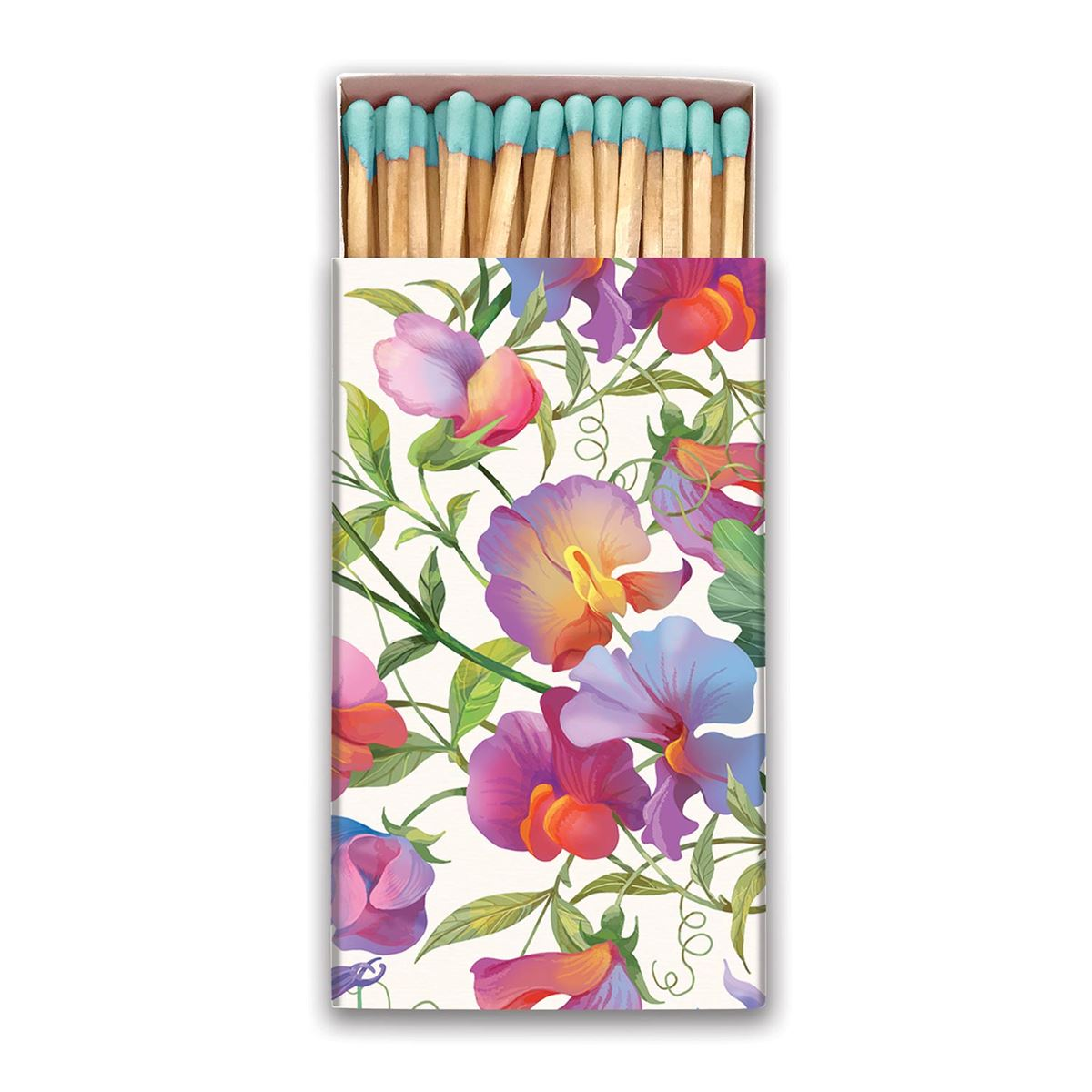 Michel Design Works Matchboxes Sweet Pea Collection