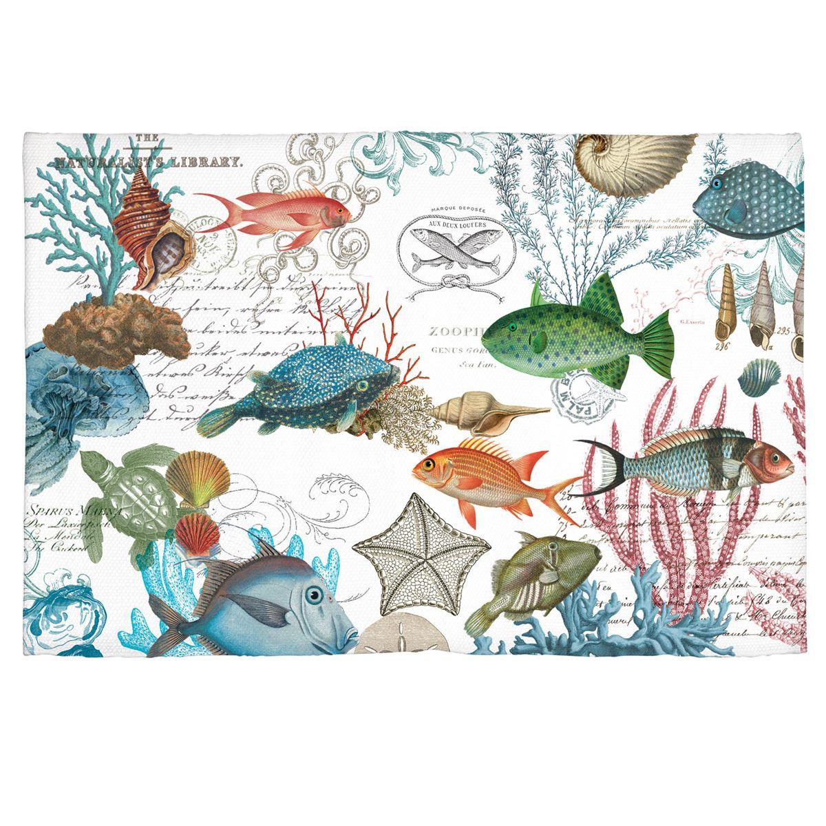 Michel Design Works Ter Rugs Sea Life
