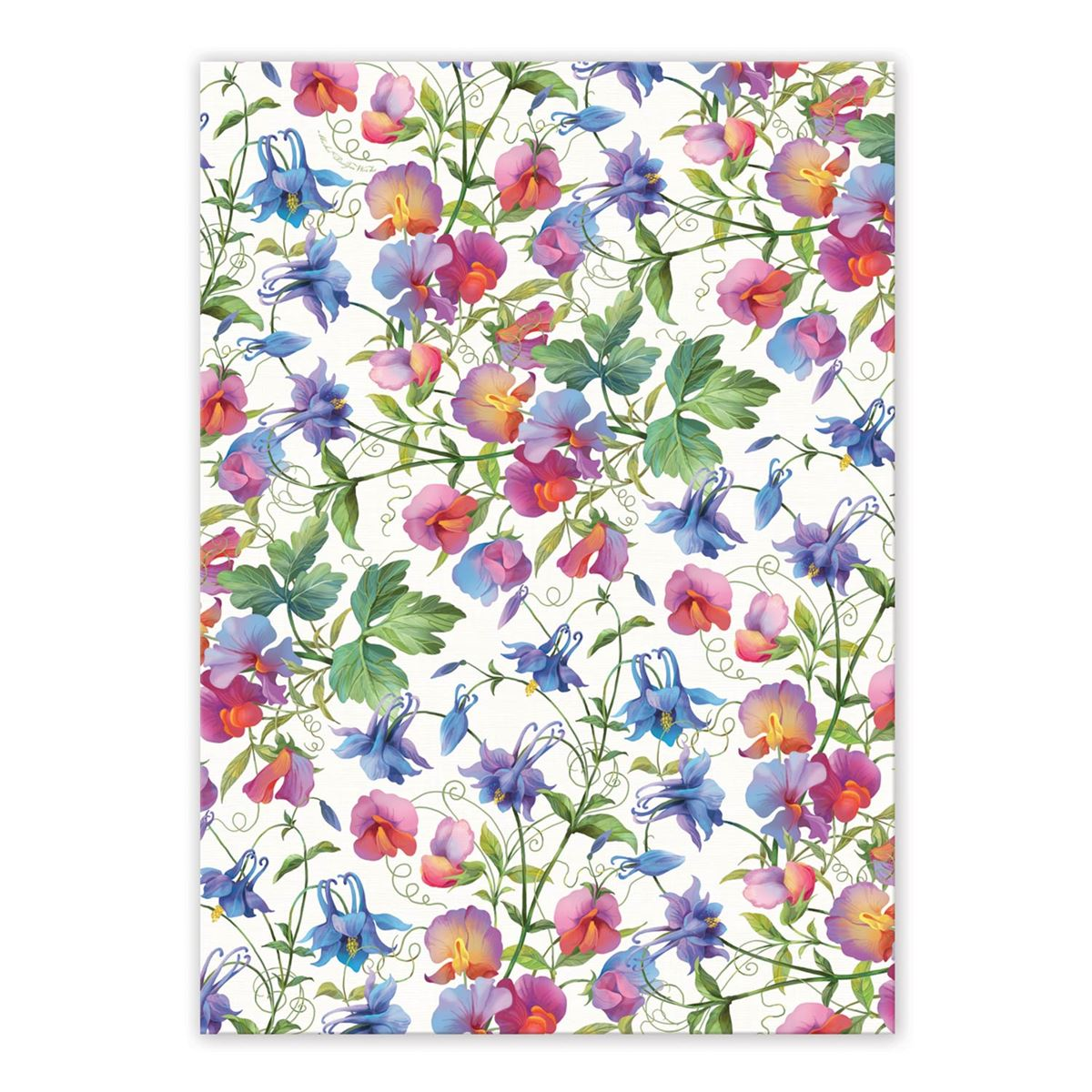 PRE ORDER   Sweet Pea Kitchen Towel   Will Ship Mid July Shop The Largest  Selection Of Michel Design Works ...