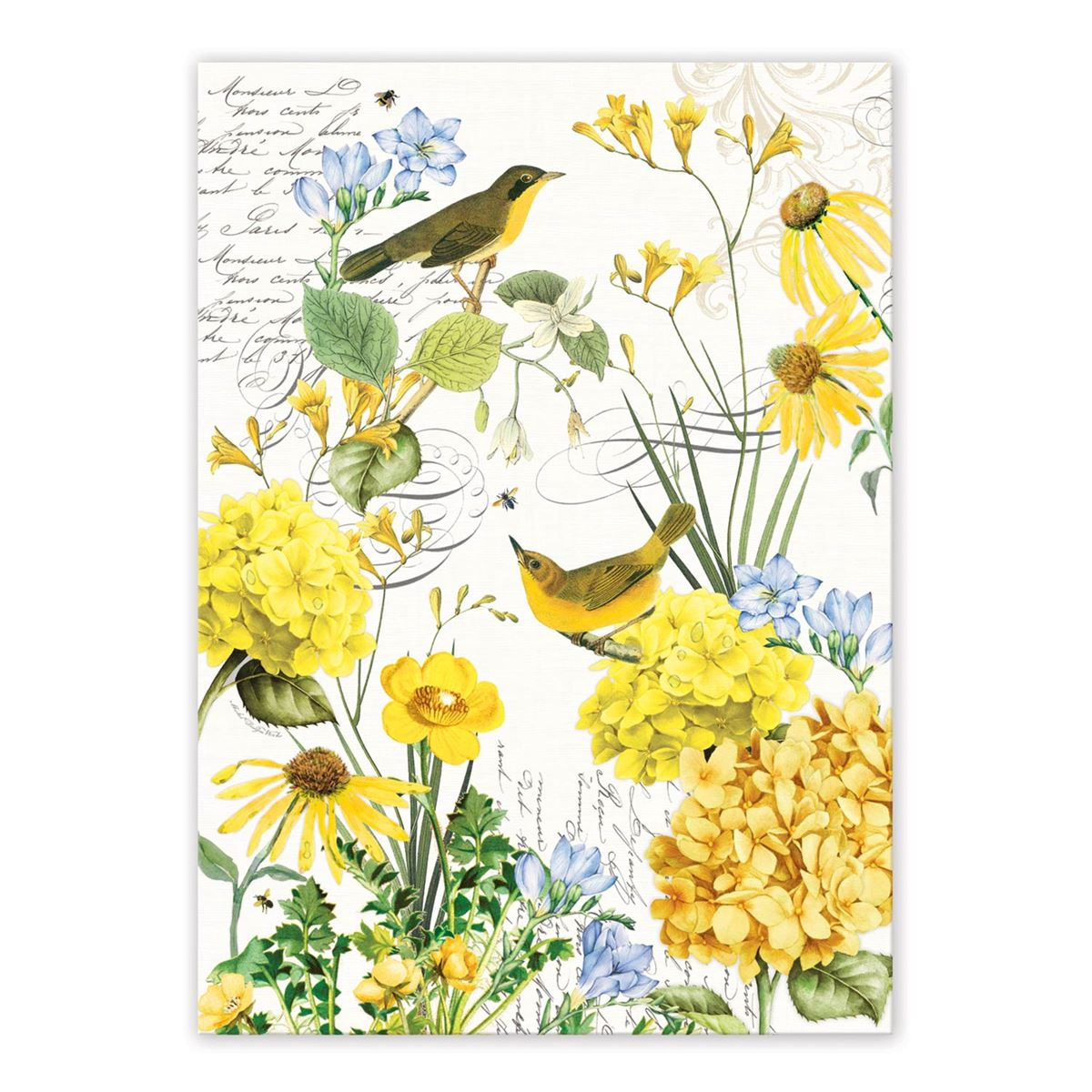 Tranquility Kitchen Towel Shop The Largest Selection Of Michel Design Works  ...