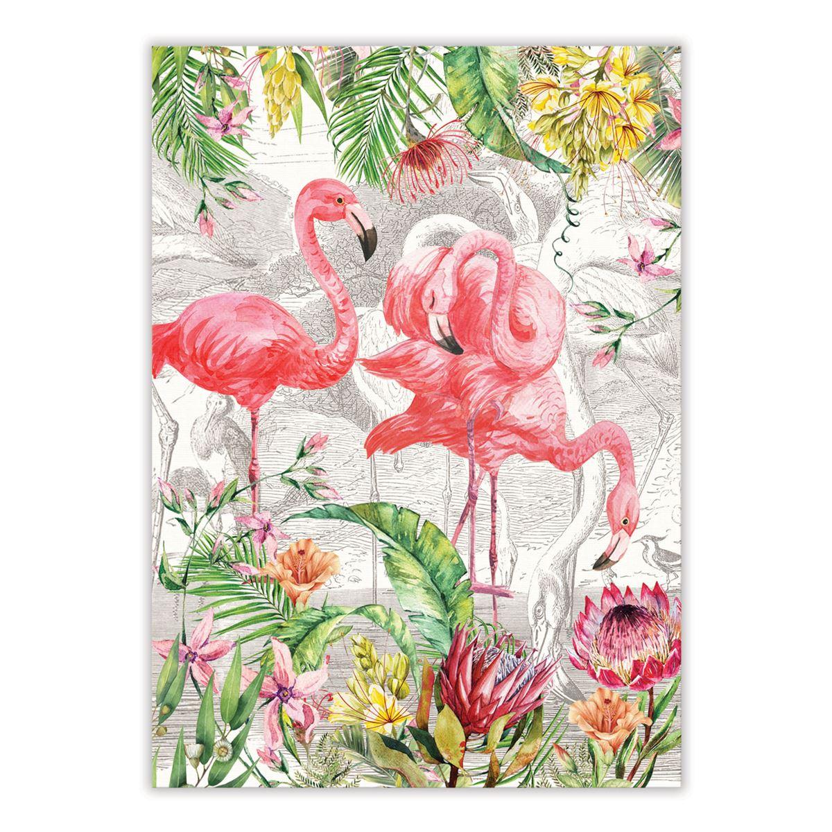 New MICHEL DESIGN WORKS Cotton Kitchen Towel BLACK FLORENTINE White Floral WOVEN