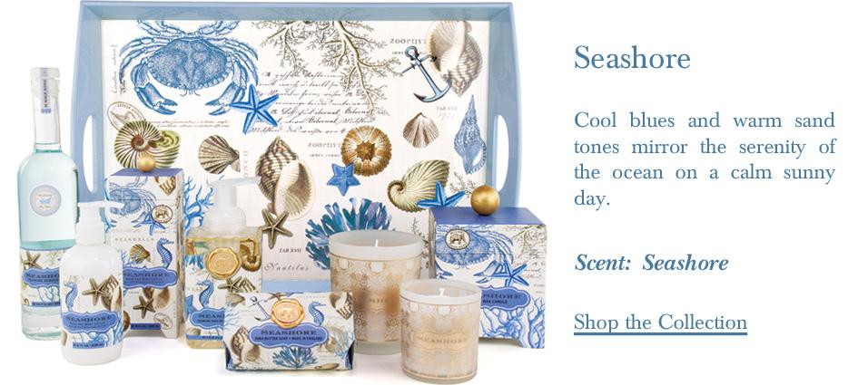 Michel Design Works Seashore Collection