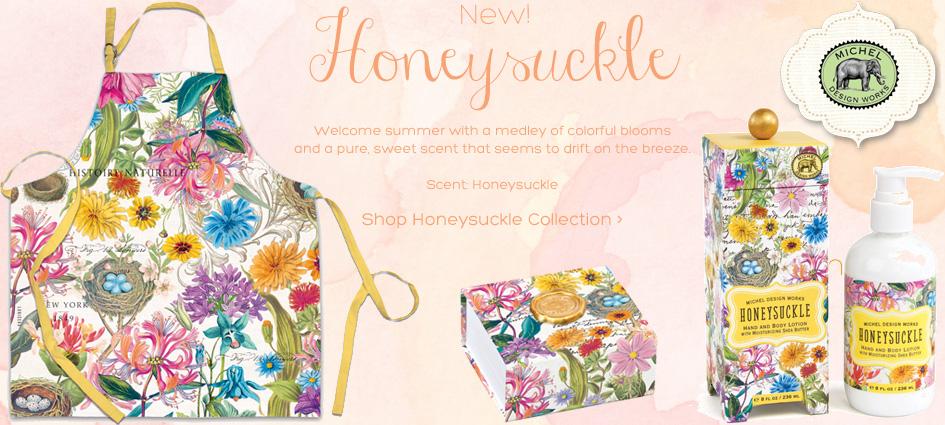 Michel Design Works Honeysuckle Collection