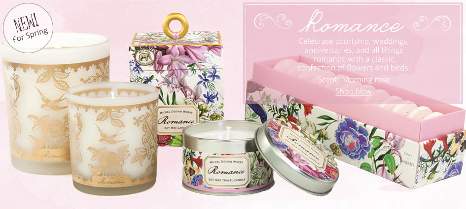 Romance Collection - New From Michel Design Works