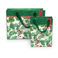 Holly Large Gift bag