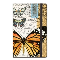 Butterflies Pocket Journal