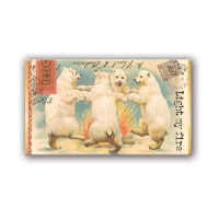 Dancing Bears Matchbox