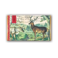 Deer Matchbox