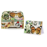 Butterfly Memento Box & Notecards