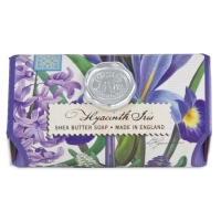 Hyacinth Large Bath Bar Soap