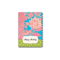 Birthday Pattern Mix Art Cards