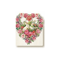 Hearts & Doves Art Cards