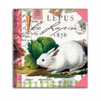 Bunnies Note Pad Book