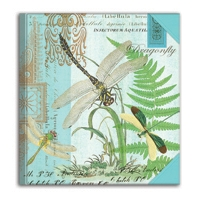 Dragonfly Note Pad Book
