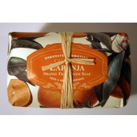 Orange Small Bar Soap Bar by Castelbel