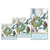 Bird Nest Hostess Napkin