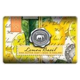 Lemon Basil Large Soap