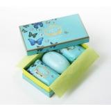 Castelbel Portus Cale Butterfly Guest Soap Set