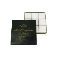 Black & Gold Guest Soap Set (Includes 9 25g bars of soap)