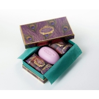 Castelbel Portus Cale Antique Rose Guest Soap Set