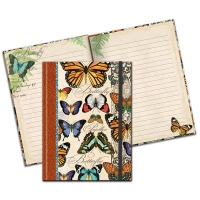 Butterflies Hardbound Journal