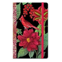 Fleur de Noel Pocket Journal