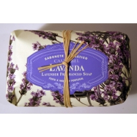 Lavender Large Bar Soap by Castelbel