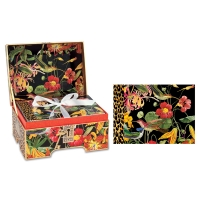 Flora Exotica Memento Box Notecards