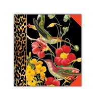 Flora Exotica Note Pad Book