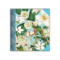 Gardenia Notepad Book