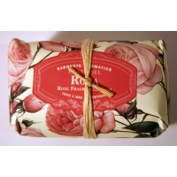 Rose Large Bar Soap by Castelbel
