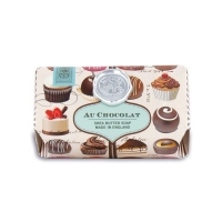 Au Chocolat Large Bath Soap Bar