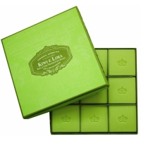 Kiwi & Lime Guest Soap Set (Includes 9 25g bars of soap)