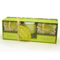 Kiwi & Lime Gift Soap Set by Castelbel