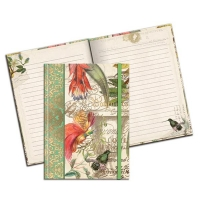 Enchanted Garden Hardcover Journal