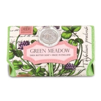Green Meadow Large Bath Soap Bar